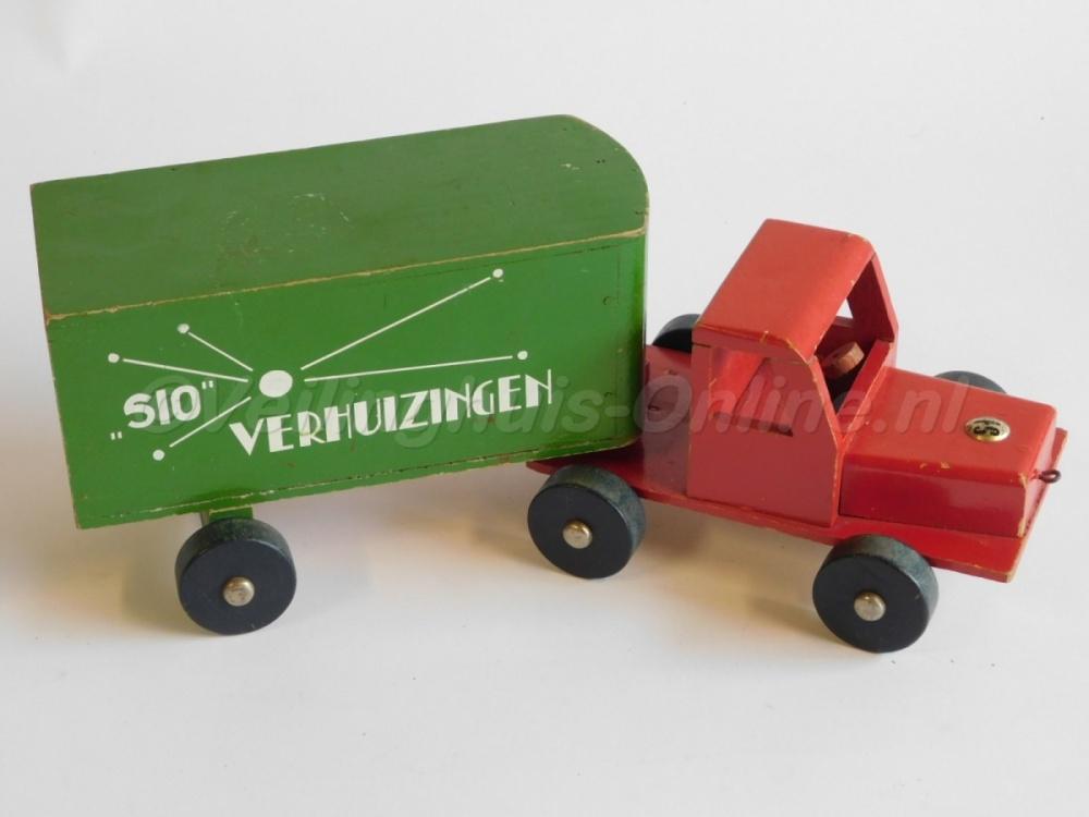 Betere Veilinghuis-Online - kavel-details Antiek houten speelgoed RI-98