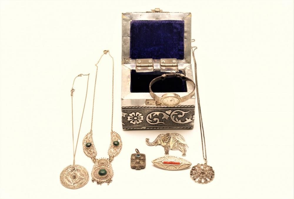 veilinghuis kavel details juwelen kistje