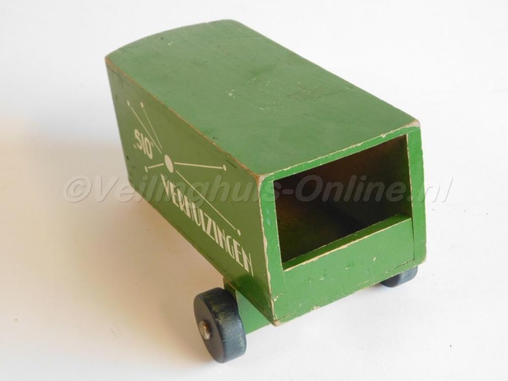 Welp Veilinghuis-Online - kavel-details Antiek houten speelgoed YA-54